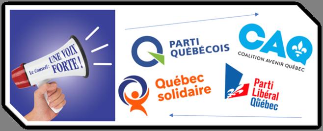 Formation sur l'action sociale et politique @ Tour de la FTQ