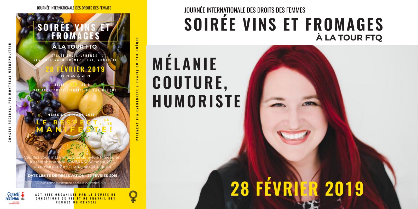 Soirée vins & fromages