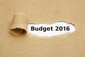 Le Budget fédéral 2016